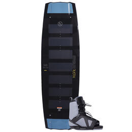 Hyperlite Men's Rusty Pro Wakeboard With Team Bindings '20