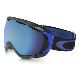Oakley Canopy Snow Goggles With Prizm Sapphire Iridium Lens