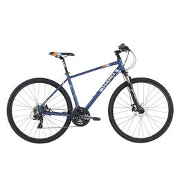 Haro Bridgeport Commuter Hybrid Bike '16