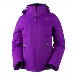 Obermeyer Girl's Kenzie Insulated Ski Jacket