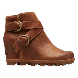 Sorel Women's Joan Wedge II Buckle Boots
