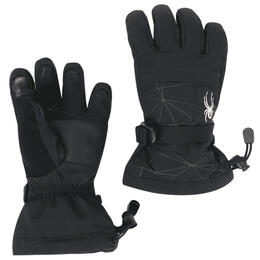 Spyder Boy's Overweb Gloves