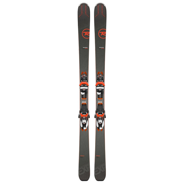 Rossignol Men's Experience 88 Ti Skis with