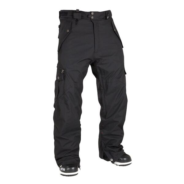 686 Men's Original 3-in-1  Cargo Pants-short