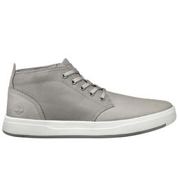 Timberland Men's Davis Square Grey Chukka Casual Shoes