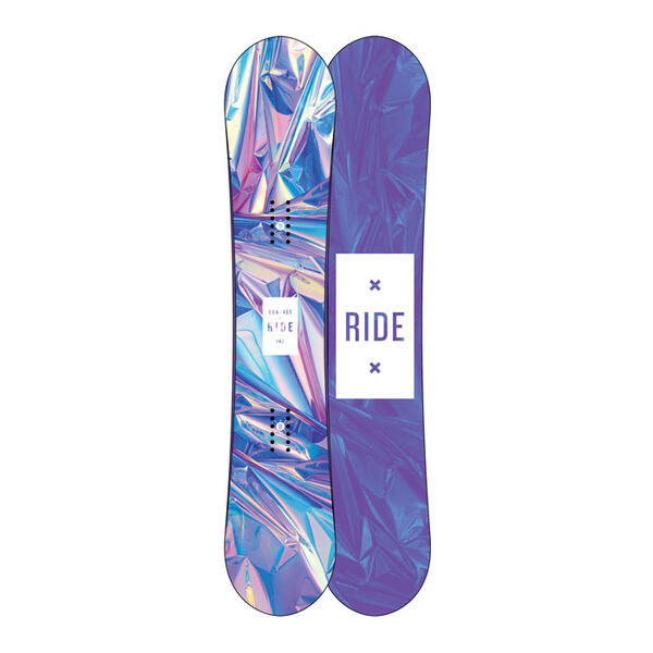Ride Women's Compact All Mountain Snowboard