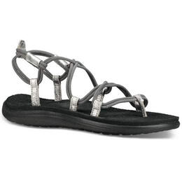 Teva Women's Voya Infinity Metallic Sandals
