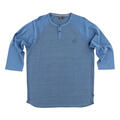 O'Neill Men's The Bay Henley Long Sleeve T
