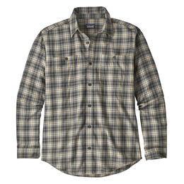 Patagonia Men's Long-Sleeved Pima Cotton Shirt