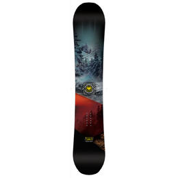 Never Summer Men's Snowtrooper X All Mountain Snowboard '19
