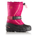 Sorel Girl's Youth Flurry Apres Ski Boots Pink