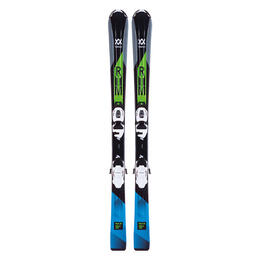 Volkl Boy's RTM Junior 68 Frontside Skis with vMotion Bindings '18