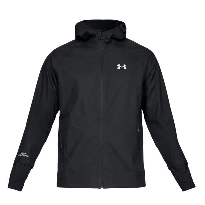 Under Armour Men's Run Gore Windstop Jacket