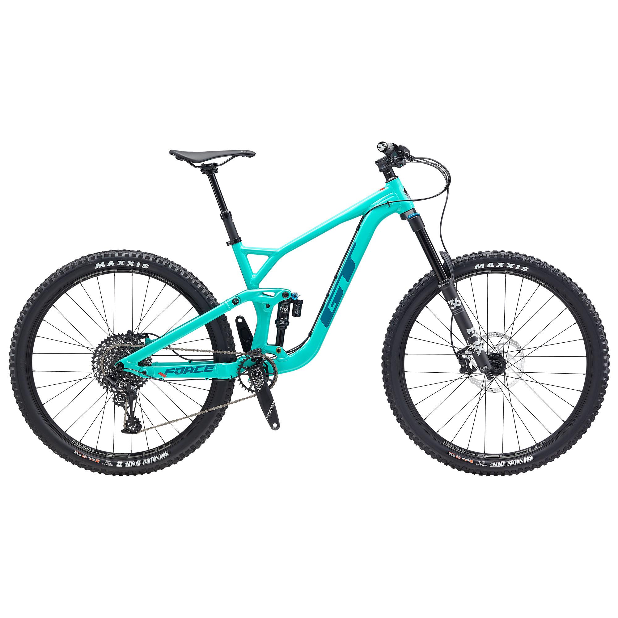 GT Bicycles Men's Force 29 Expert Mountain Bike '20 -  00038675179639