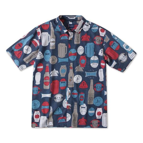 O'neill Men's Brews Short Sleeve Shirt