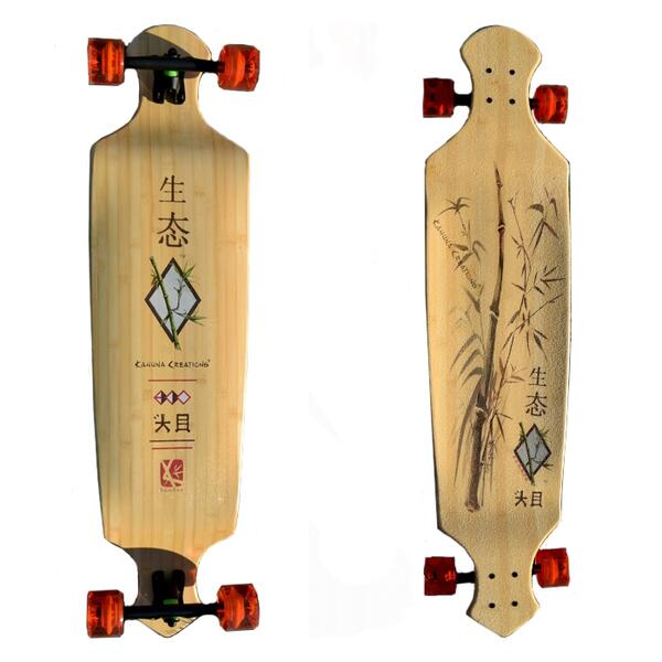 Kahuna Creations Drop Deck 43in Longboard