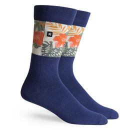 Richer Poorer Men's Mahalo Crew Socks