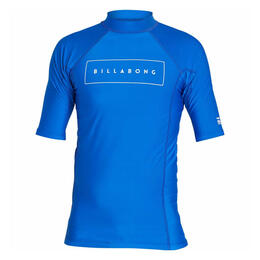 Billabong Men's All Day United Performance Short Sleeve Rashguard
