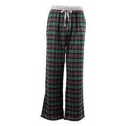 True Grit Men's Bowery Check Flannel Pants