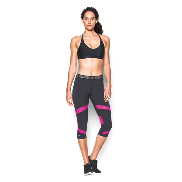 Under Armour Women's Armour® Low Strappy Sports Bra Front