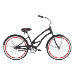 Del Sol Women's Tradewind Step-Thru Cruiser Bike '16