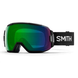 Smith Vice Snow Goggles W/ Chromapop Green Mirror Lens