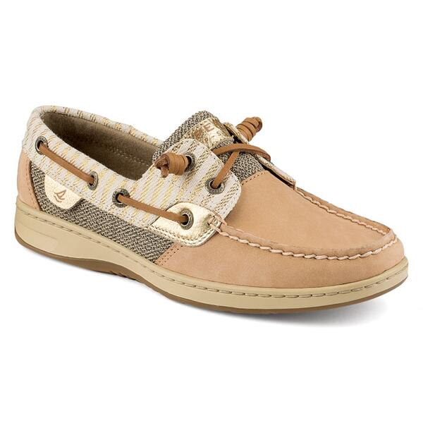 Sperry Women's Bluefish 2-eye Mariner Stripe Casual Shoes