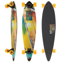 Sector 9 Vista Ripple Longboard