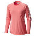 Columbia Women's PFG Tidal Long Sleeve Top alt image view 11