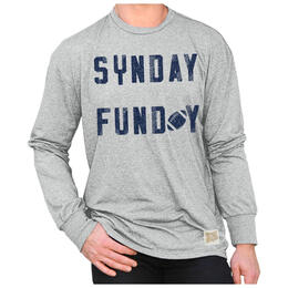 Original Retro Brand Men's Sunday Funday T Shirt