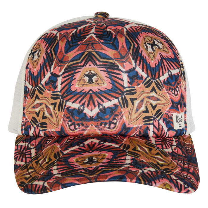 Billabong Women's Heritage Mashup Trucker H