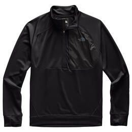 The North Face Men's Essential 1/4 Zip Midlayer Pullover