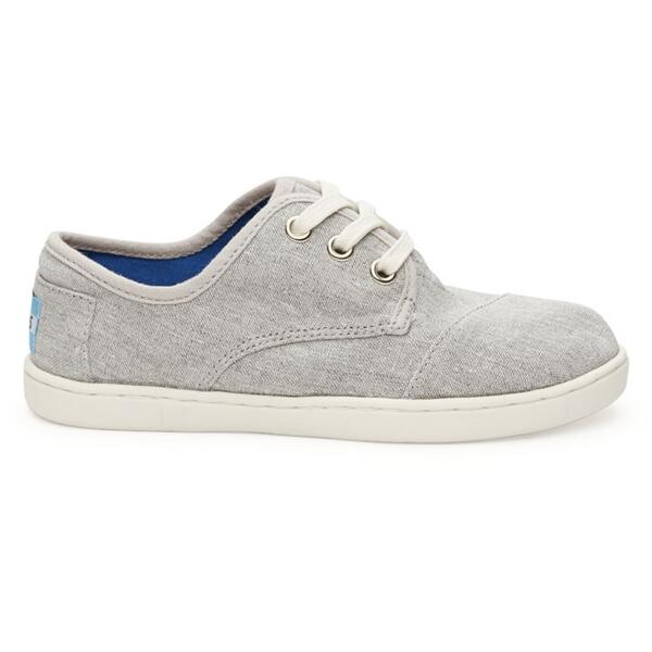 Toms Children's Paseo Chambray Casual Shoes