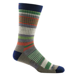 Darn Tough Vermont Men's Unstandard Stripe Crew Socks