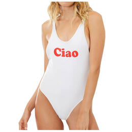 Charlie Holiday Women's Ciao Full Piece Swimsuit