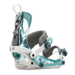 K2 Women's Tryst Snowboard Bindings '17