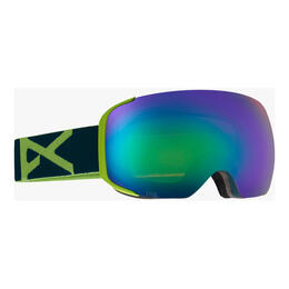 Anon M2 Snow Goggles With Green Solex Lens
