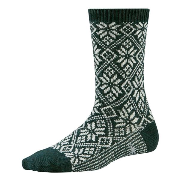 Smartwool Women's Traditional Snowflake Casual Socks