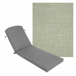 Casual Cushion Berkshire Cast Oasis Chaise Lounge Cushion