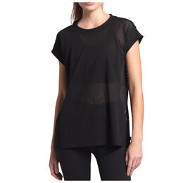 The North Face Women's Active Trail Mesh Short Sleeve Shirt