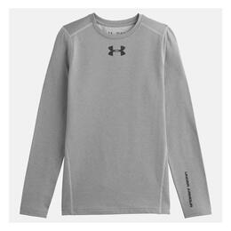 Under Armour Boy's ColdGear Armour Long Sleeve