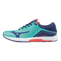 Mizuno Women's Wave Sonic Running Shoes Turquoise