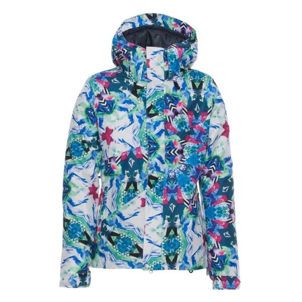 Volcom Women's Slogan Insulated Snowboard Jacket