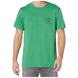 Hurley Men's Irish I Was Surfing Short Sleeve T Shirt