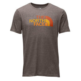 The North Face Men's Half Dome Tri Short Sleeve T Shirt