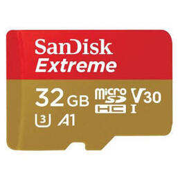 Sandisk Extreme 32gb Memory Card