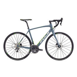 Fuji Gran Fondo 2.1 Disc Performance Road Bike '16