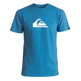 Quiksilver Men's Mountain Waves Logo T Shirt