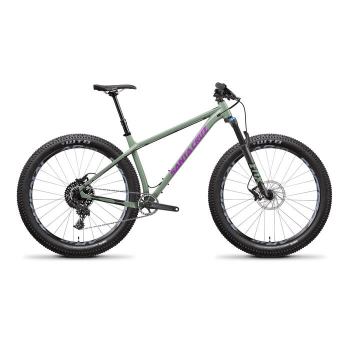 Santa Cruz Chameleaon27+ R1 Mountain Bike17