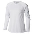 Columbia Women's PFG Tidal Long Sleeve Top alt image view 6